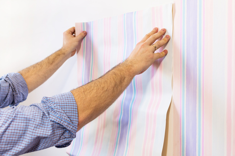B.L. Radden & Son, Inc. provides the absolute highest quality wallpaper installation in the Central Kentucky area.