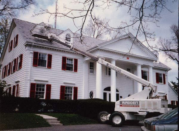 When it comes to house painting, nobody does it better than B.L. Radden & Son, Inc., located in Lexington, Kentucky.